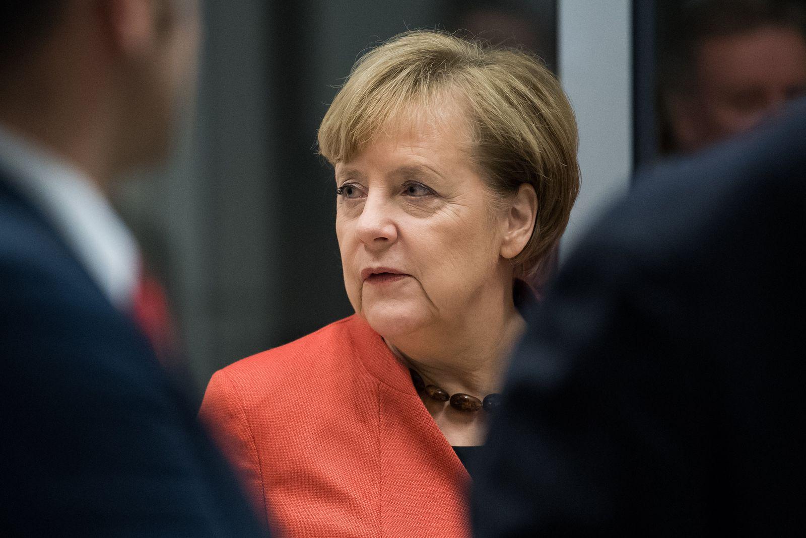 CDU/ Merkel