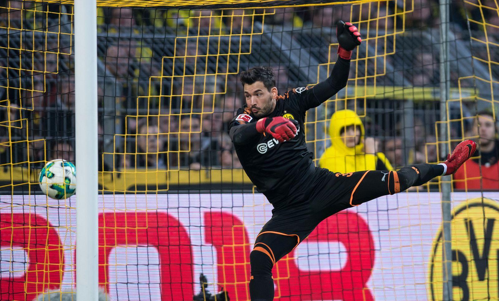Borussia Dortmund - Roman Bürki