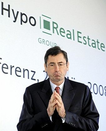 Former Hypo Real Estate CEO Georg Funke: What will remain of the company will be a shell of its former self.