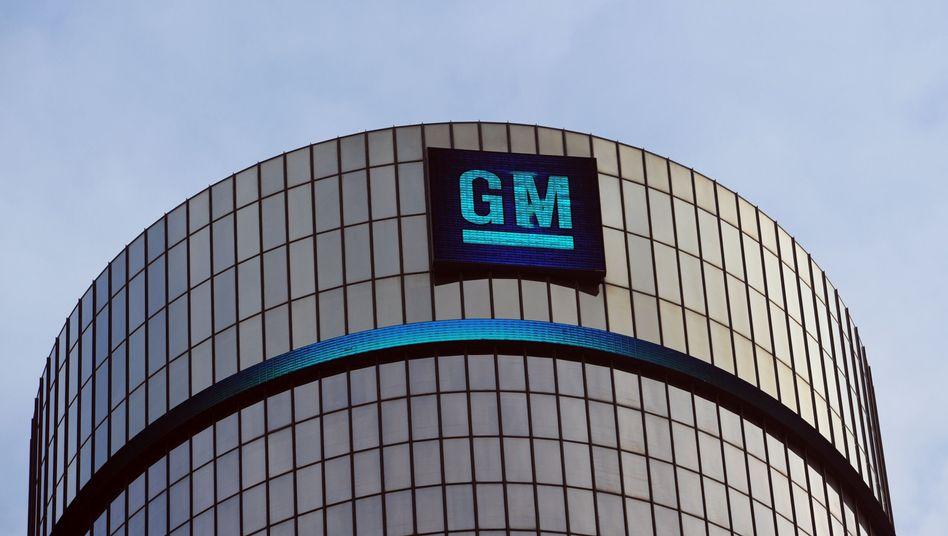 General-Motors Zentrale in Detroit: Opfer können auf Entschädigung hoffen