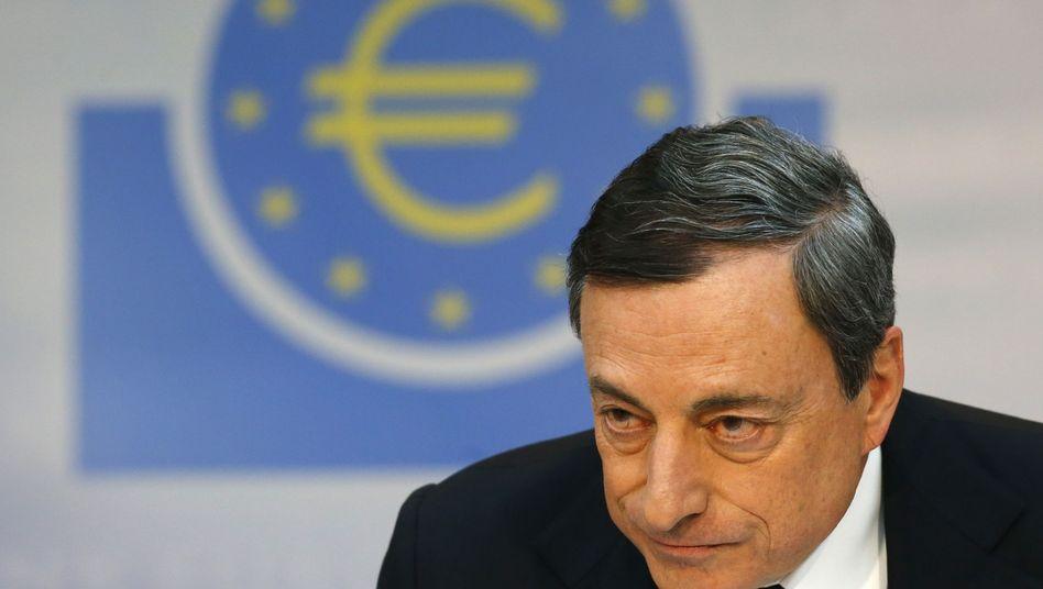 Anleihekäufe gegen Deflation: Draghi bricht das nächste Tabu