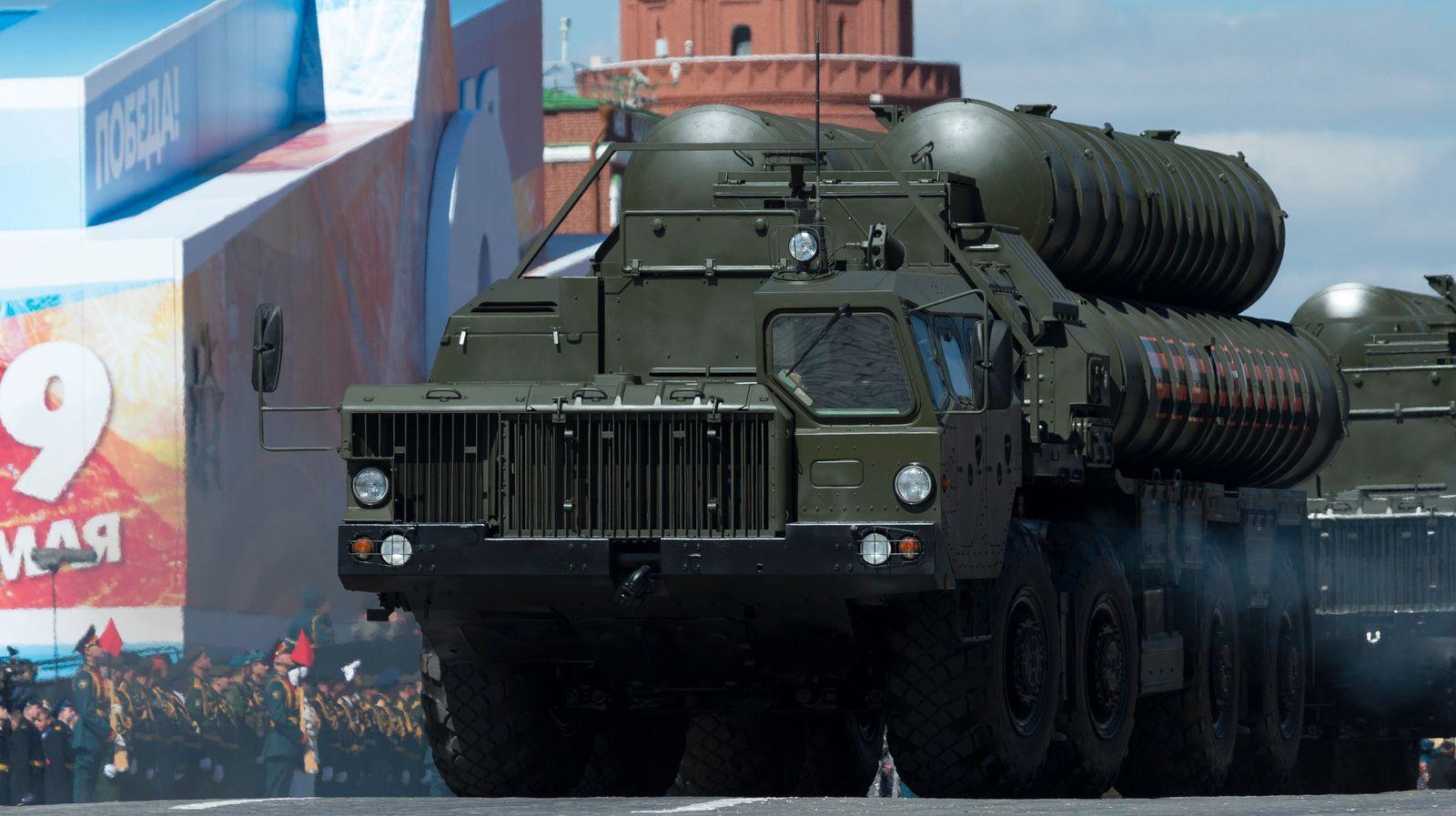 Raketenabwehrsystem S-400