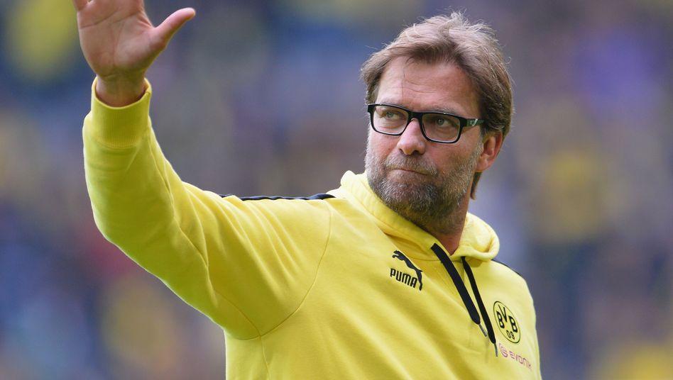 """BVB-Trainer Klopp: """"Wir sind kein Unternehmen"""""""