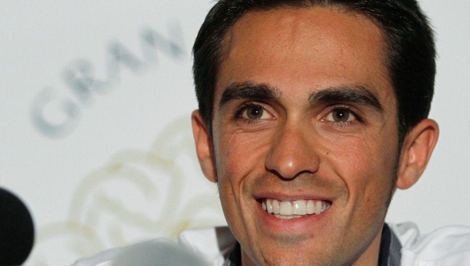 Dopingverfahren: Spanischer Verband spricht Contador frei