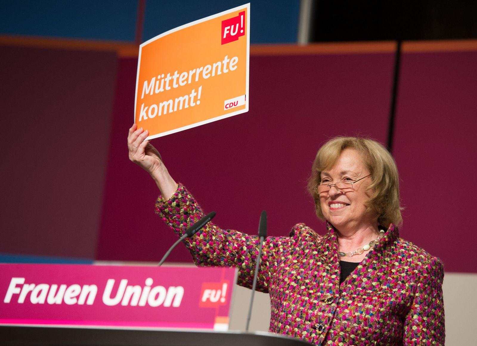 Bundesdelegiertentag der Frauen Union