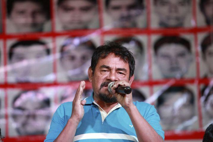 Felipe de la Cruz: Regierung will den Fall vom Tisch haben