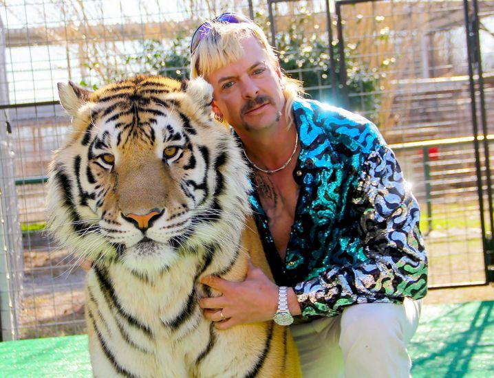"""Weltweiter Erfolg: Die Netflix-Serie """"Tiger King"""""""