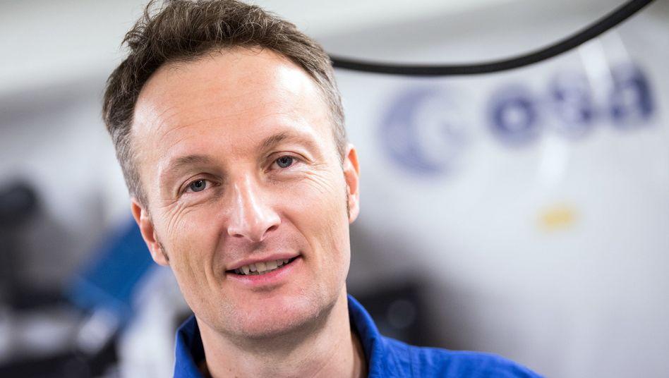 Matthias Maurer soll mindestens zweimal zur Internationalen Raumstation fliegen