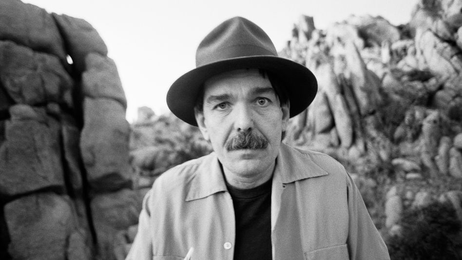 Gestorben: Don Van Vliet, alias Captain Beefheart, in der Wüste (1982)