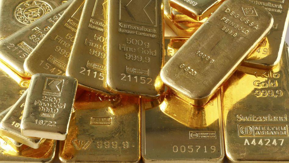 Die Goldgeschäfte der AfD: 1,6 Millionen Euro in elf Werktagen