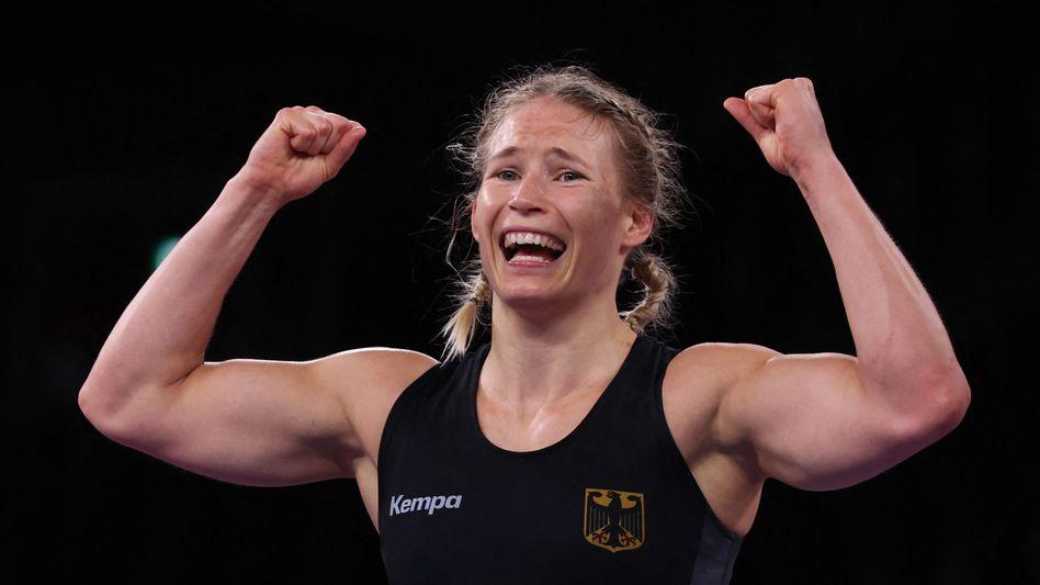 Aline Rotter-Focken schreibt deutsche Olympia-Geschichte in Tokio
