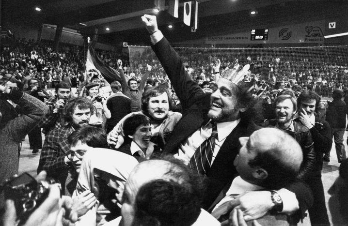 Trainer Vlado Stenzel: Krönung seiner Karriere