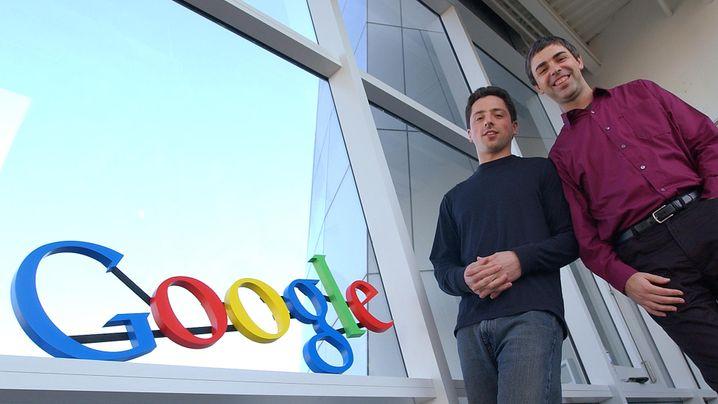 Google-Geburtstag: Die Geschichte der Suchmaschine in Bildern