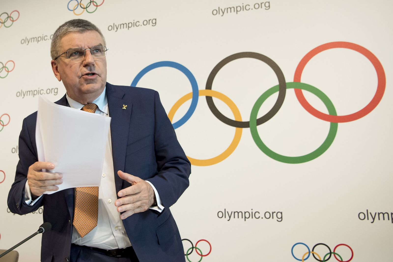 IOC-Exekutive berät über Olympische Spiele 2024 und 2028
