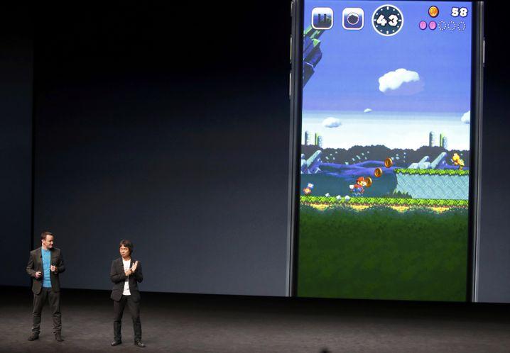 """Präsentation von """"Super Mario Run"""""""