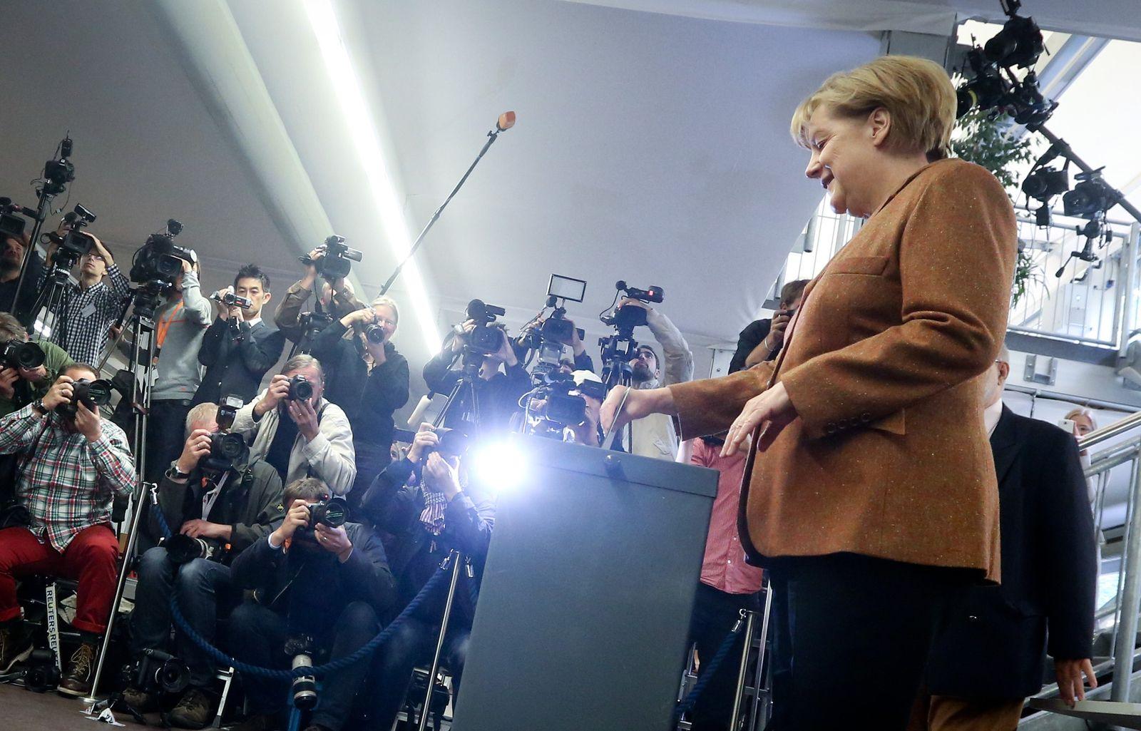Merkel / BTW 2013