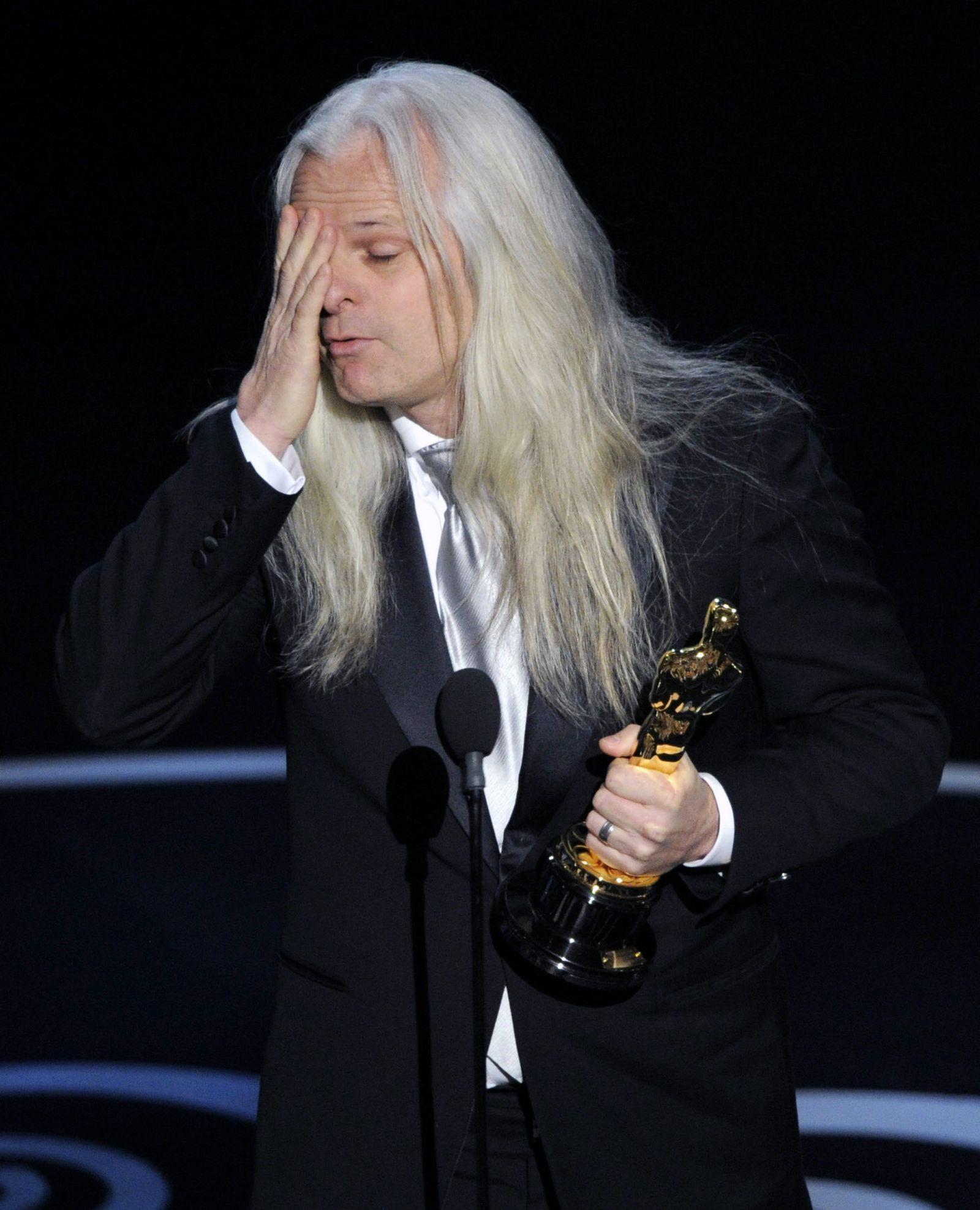 Oscar-Show Claudio Miranda