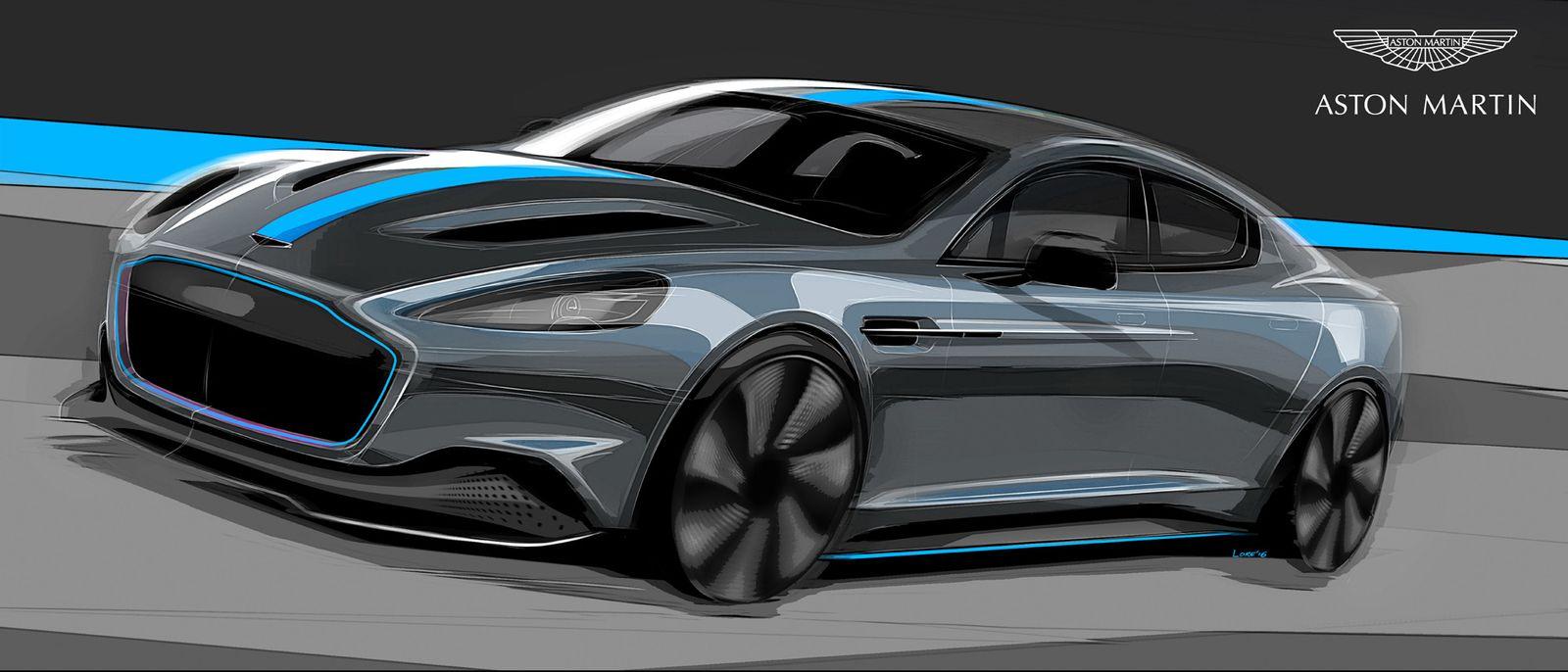 Aston Martin / Rapide