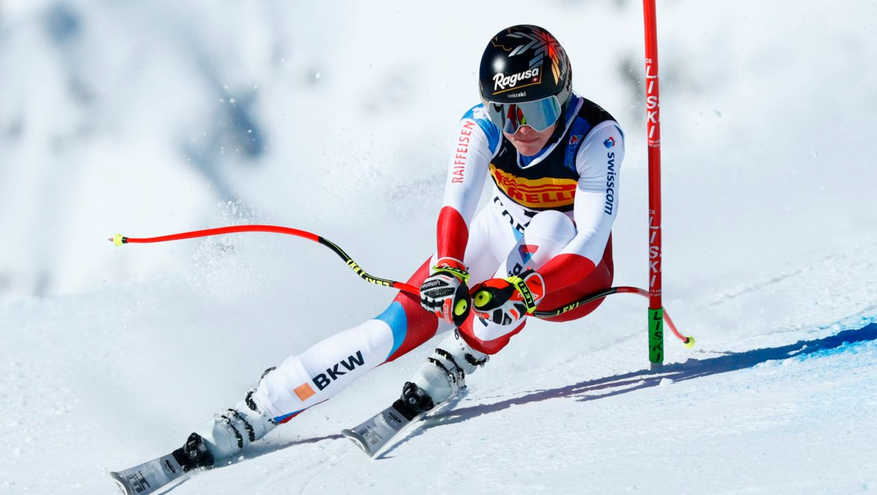 Super-G bei der Ski-WM: Endlich Gut - DER SPIEGEL