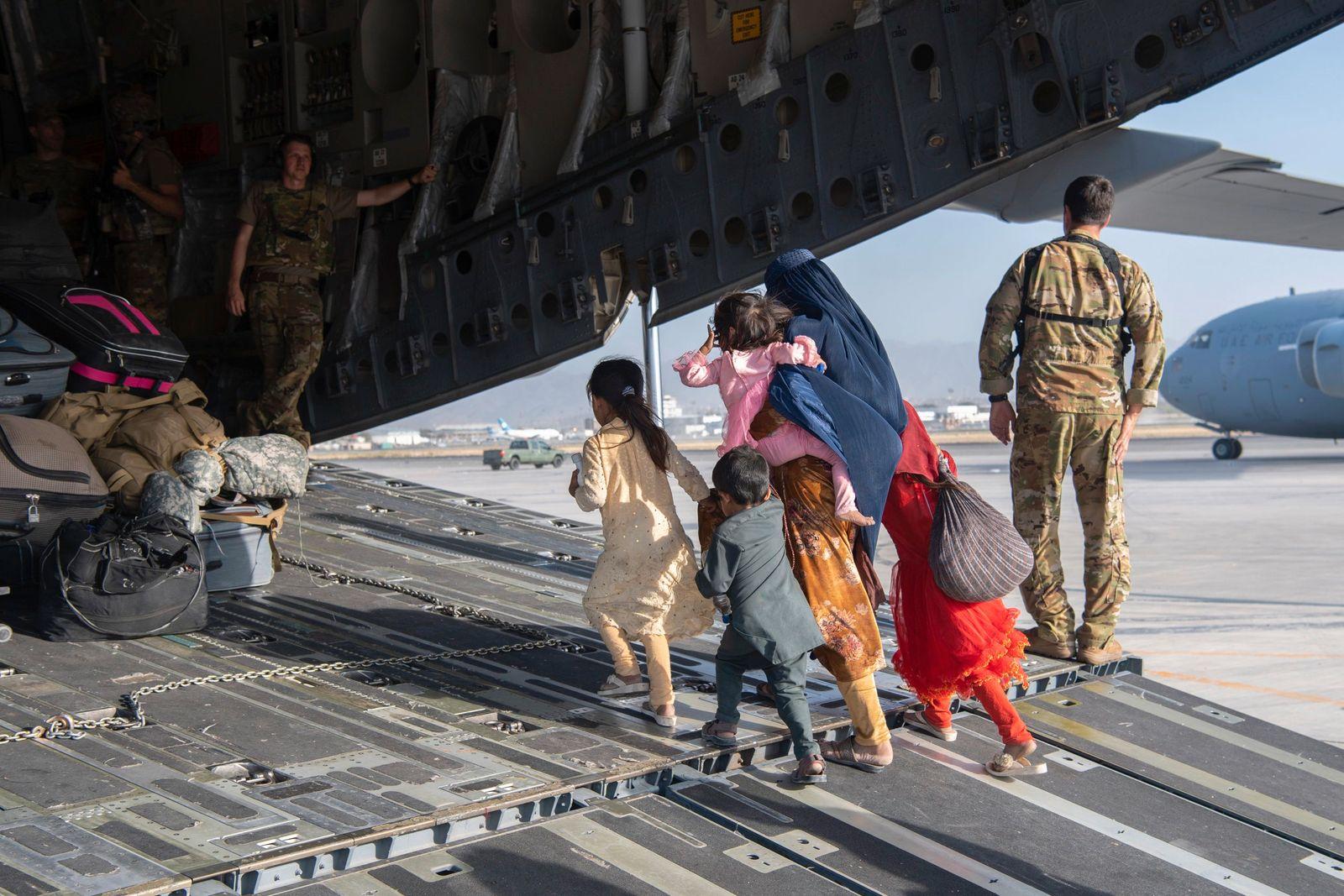 US Afghanistan