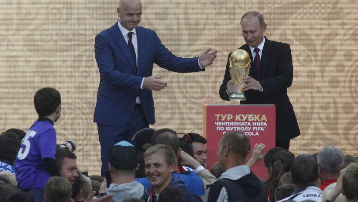 Wladimir Putin: Der Sportsmann