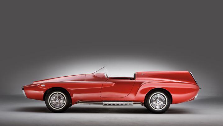 Schönes Ding: Plymouth XNR - ein Auto abseits der Mitte