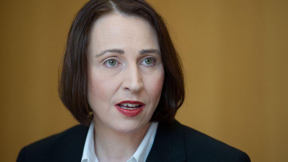 Dagmar Hartge: Die Datenschutzbeauftragte kritisiert die Stiftung Datenschutz