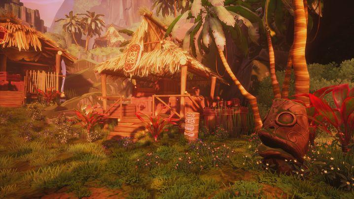 Als gestrandete Abenteuerin liegt es am Spieler, die Geheimnisse einer mysteriösen Insel zu lüften