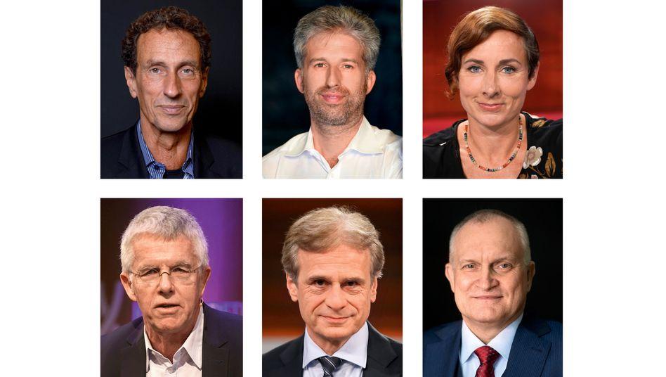 """Nida-Rümelin, Palmer, Zeh, Straubhaar, Kekulé, Schmidt: """"Wir müssen Gesundheit, Wirtschaft und Rechtsstaat gleichermaßen schützen"""""""