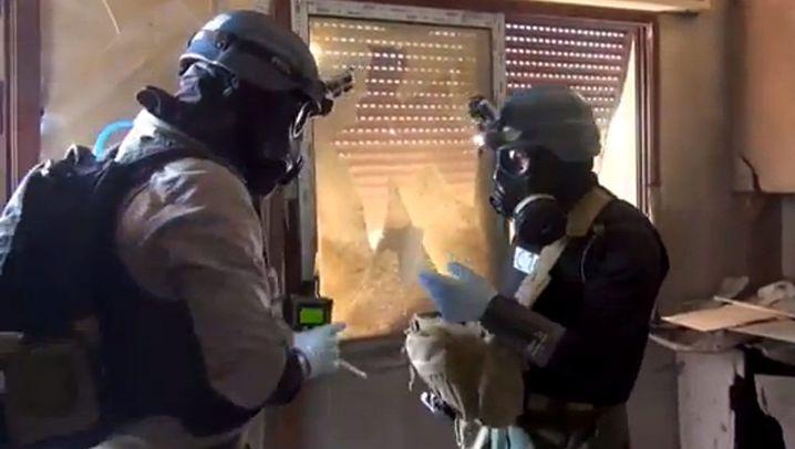 Nobelpreis für Chemiewaffen-Experten: Große Ehre - riskante Mission