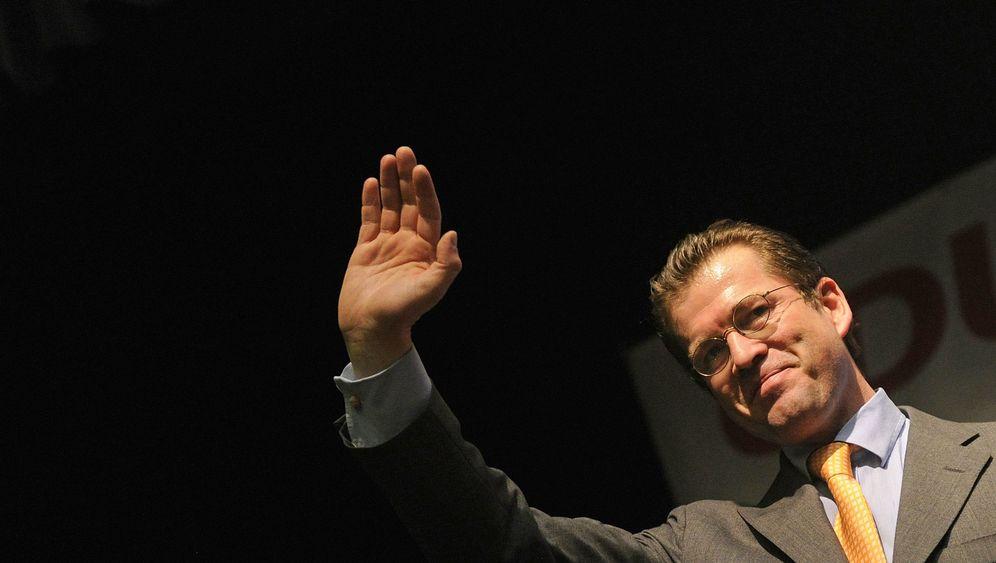 Photo Gallery: Karl-Theodor zu Guttenberg's Rise and Fall