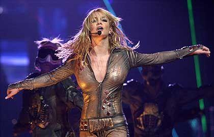 """Mädchen-Idol Britney Spears: """"Homoerotische Phantasien"""""""