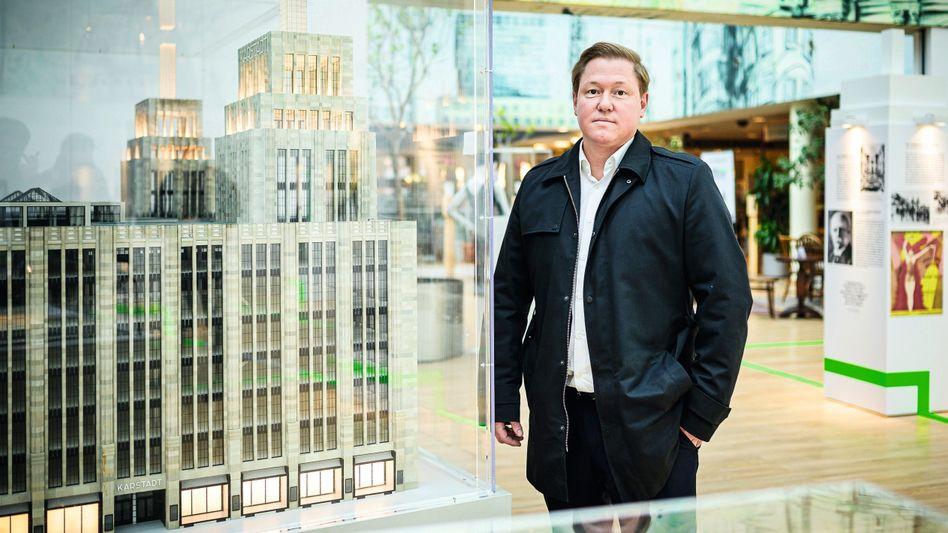 """Projektentwickler Herzberg 2019(*):""""Wir betreiben hier ein Stück Stadtreparatur"""""""