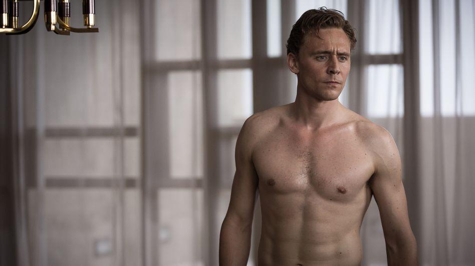 Paraderolle für Tom Hiddleston: Sex, Gewalt und eine Dose Hundefutter