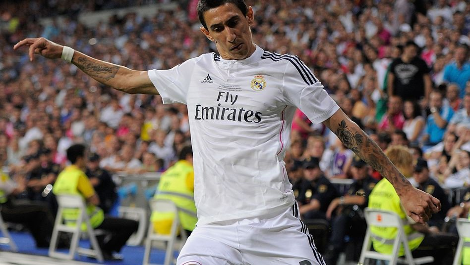 Real-Star Di Maria: Demnächst bei Manchester United?