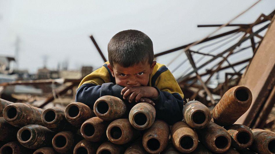 Kriegsflüchtling im syrischen Nordwesten: »Und nun sitzen alle in der Scheiße«