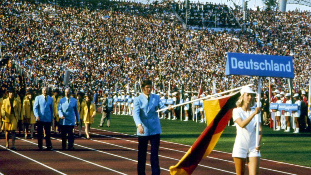 """Münchens Olympia-Bewerbung: """"Ein Wunder, dass wir die Spiele erhielten"""""""