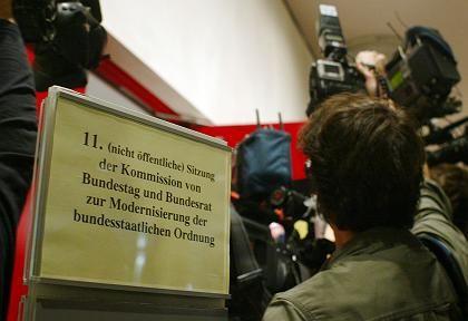 In Berlin kam die Kommission zum heute zum letzten Mal zusammen - vergeblich