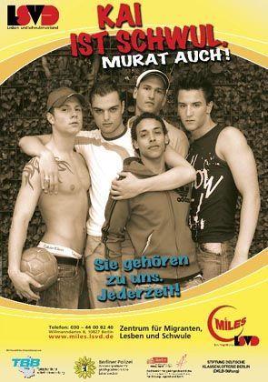 Gut gemeint: Mit Plakaten will der Lesben- und Schwulenverband Deutschland (LSVD) Vorurteile abbauen