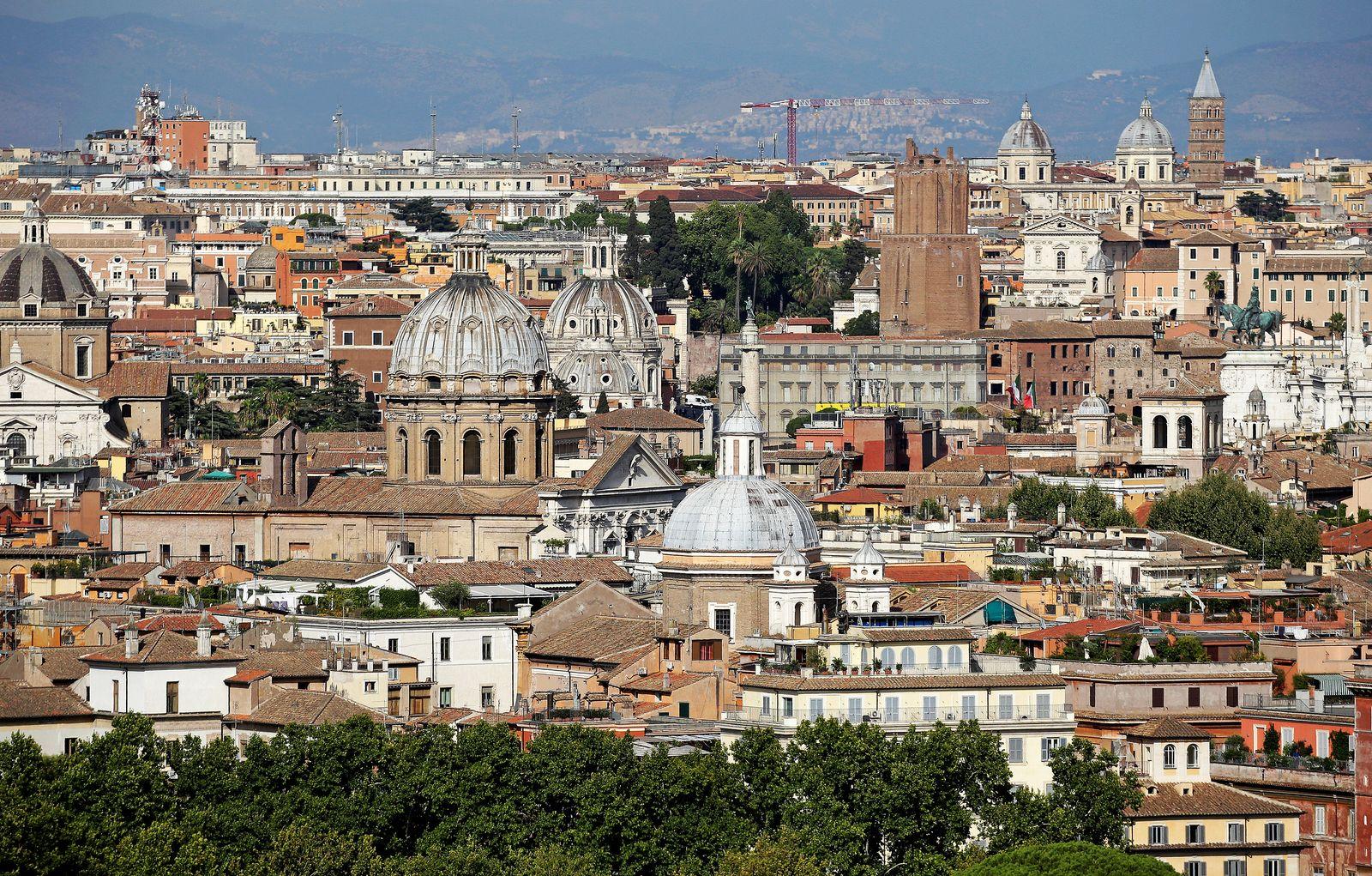 Italien / Rom / Konjunktur / Wirtschaft