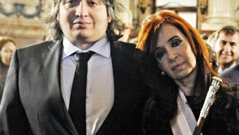 Sohn, Mutter Kirchner