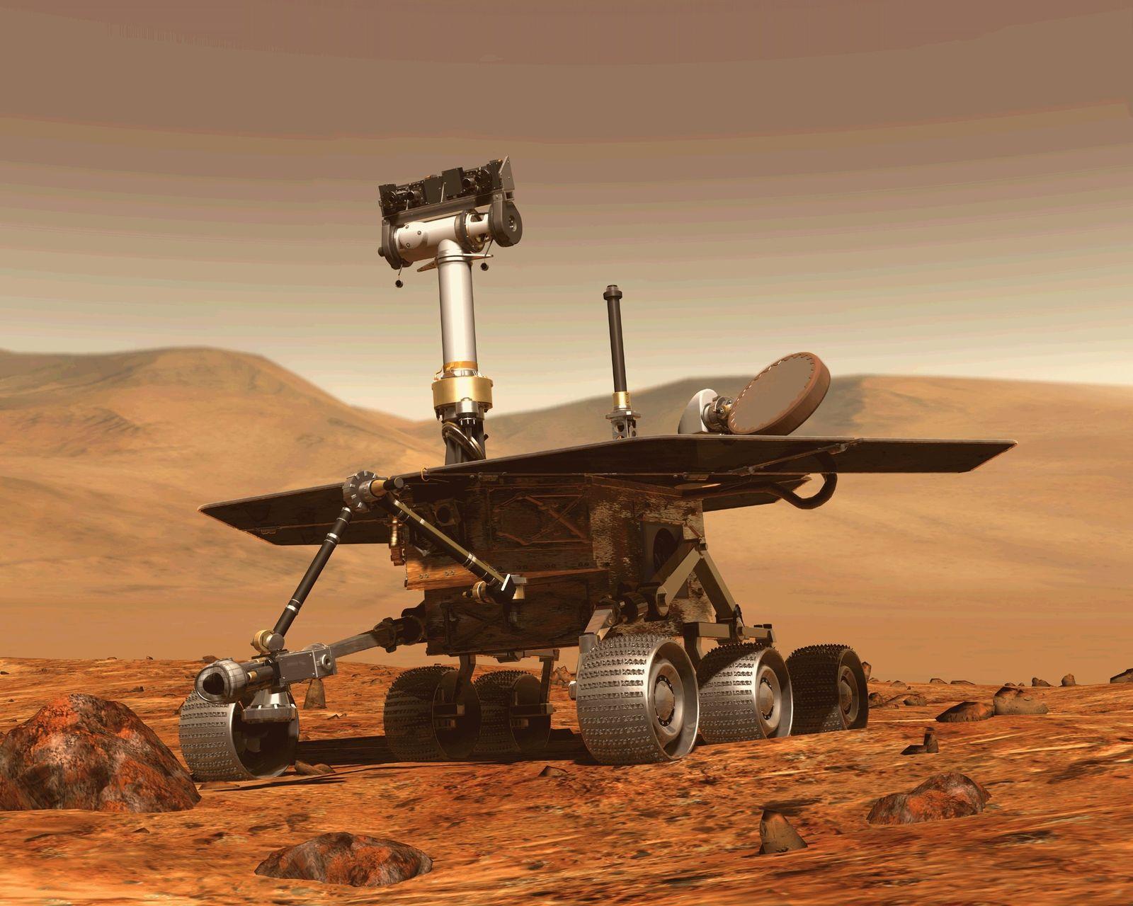Marsrover «Opportunity»