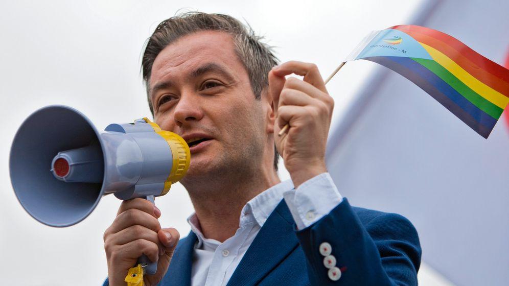 Überraschung in Polen: Schwuler Bürgermeister in Slupsk