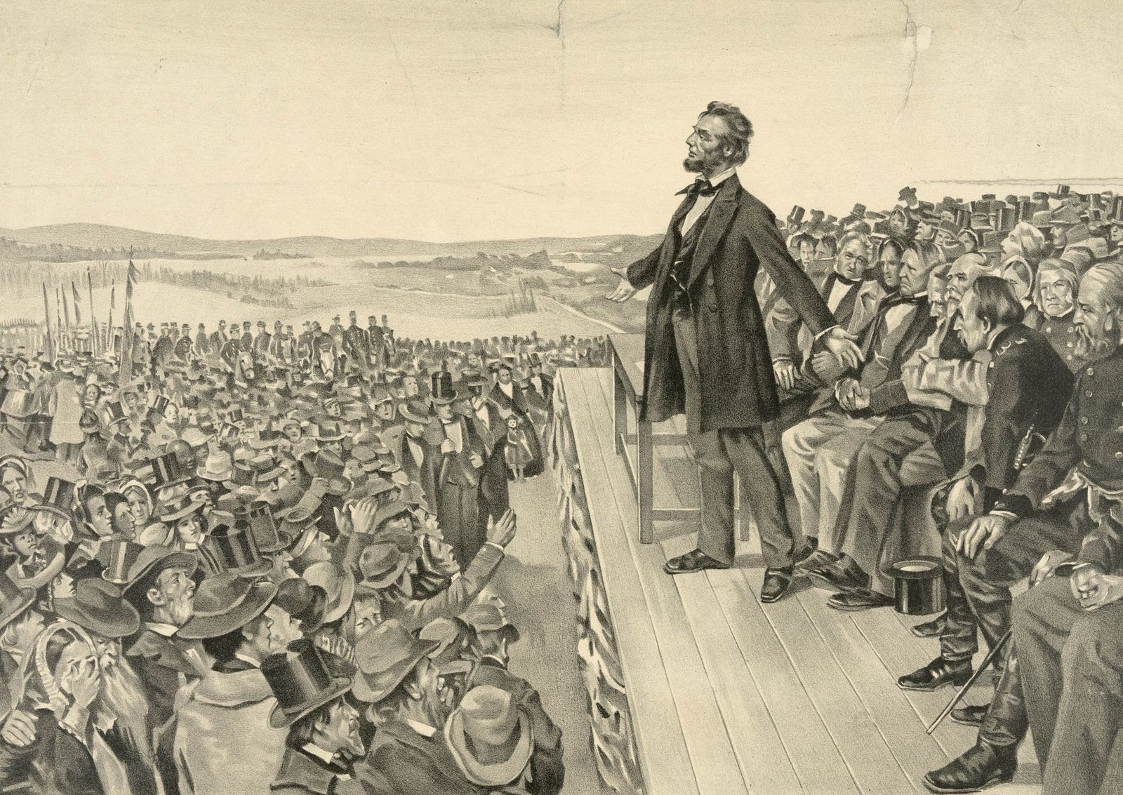 The Elusive Gettysburg Address