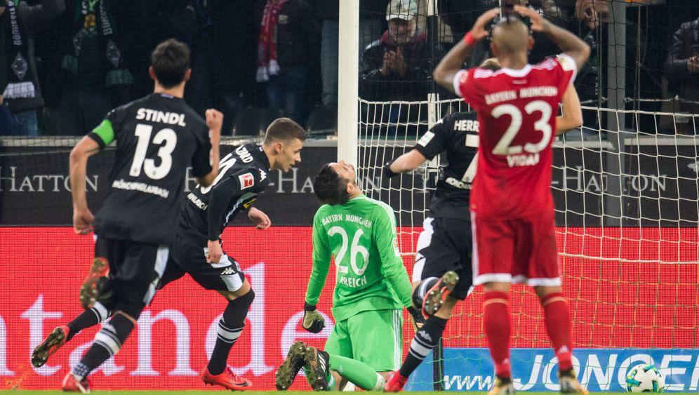 Bayern-Pleite gegen Gladbach: Da hilft auch kein Friedl
