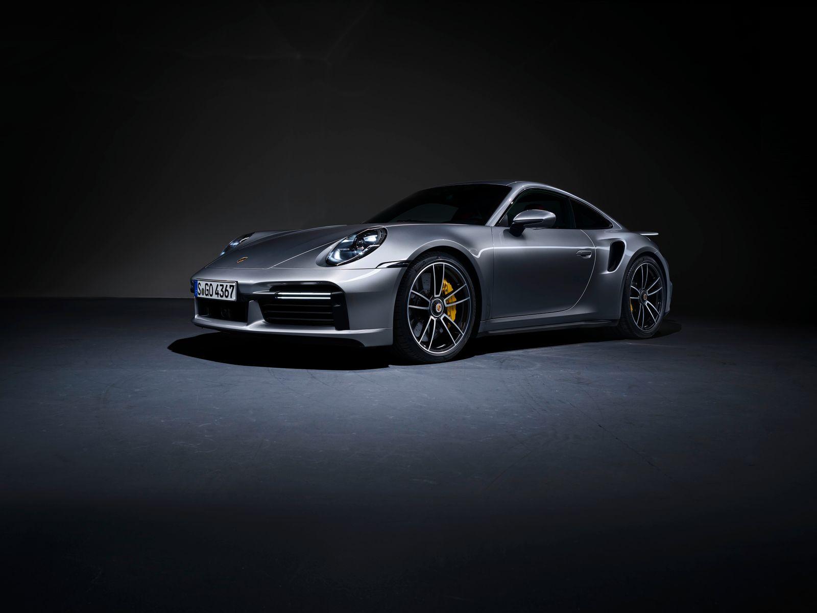 Porsche-911TurboS