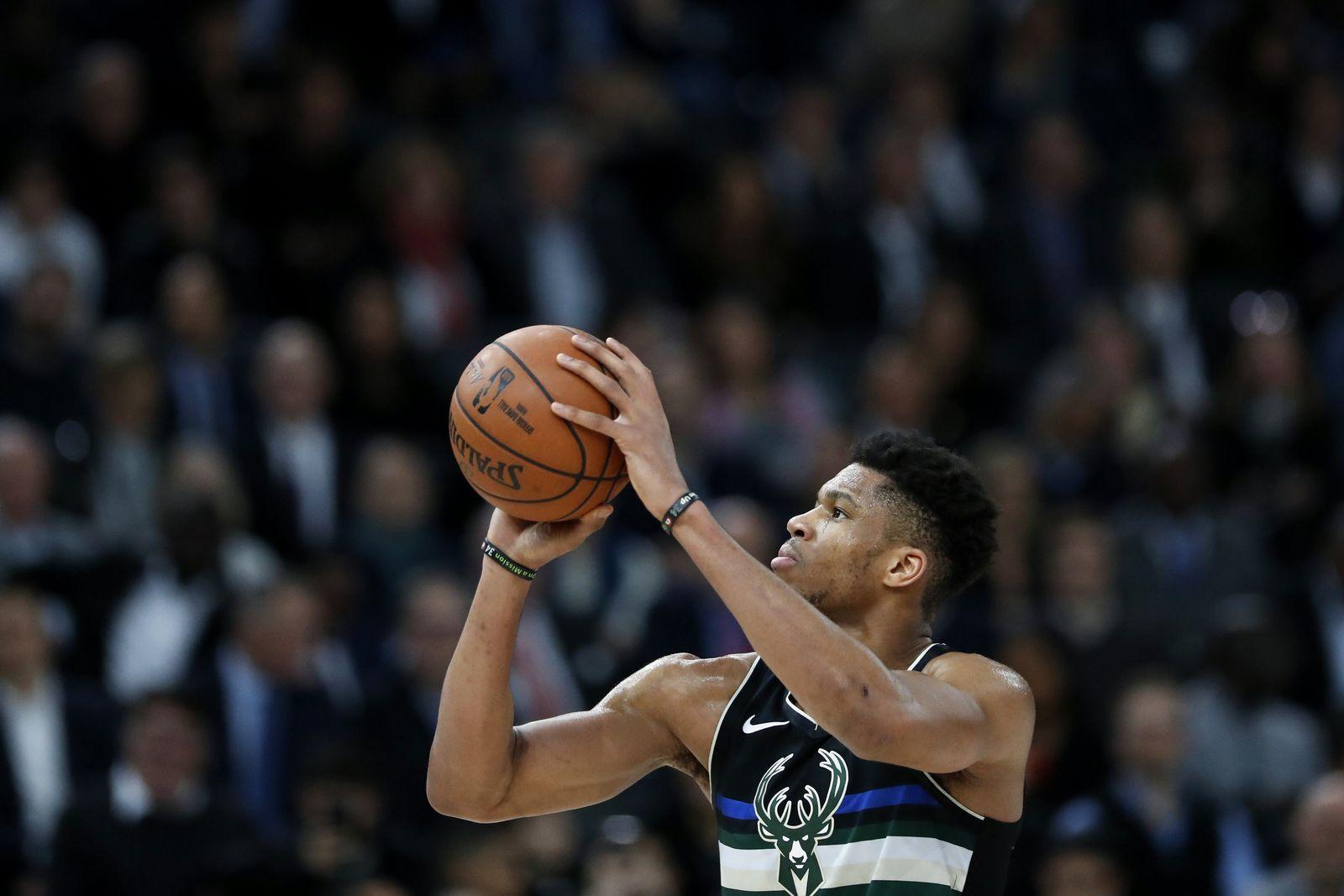 France Charlotte Hornets Milwaukee Bucks Basketball