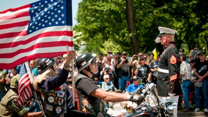 Rolling Thunder Ride: Im Namen der Freiheit