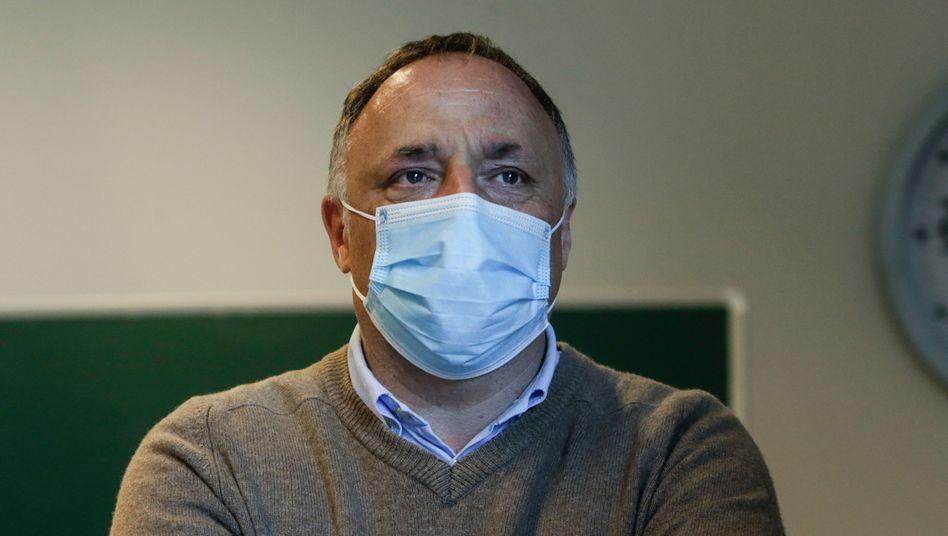 Belgischer Virologe Marc van Ranst: Aus Protest für ein Wochenende keine Interviews