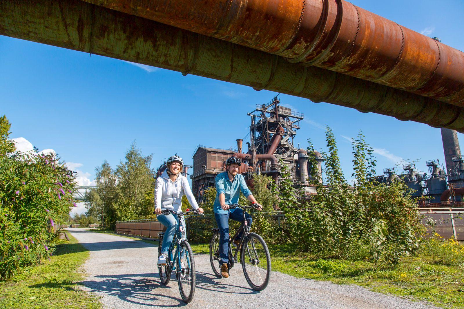 radrevier.ruhr_Landschaftspark Duisburg-Nord